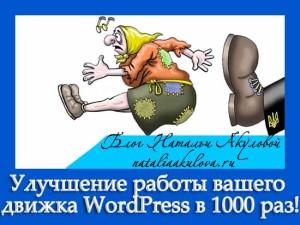 MaxCache - Улучшение работы вашего движка WordPress в 1000 раз!