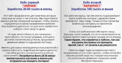 ОБЗОР КУРСА Карьера.ру