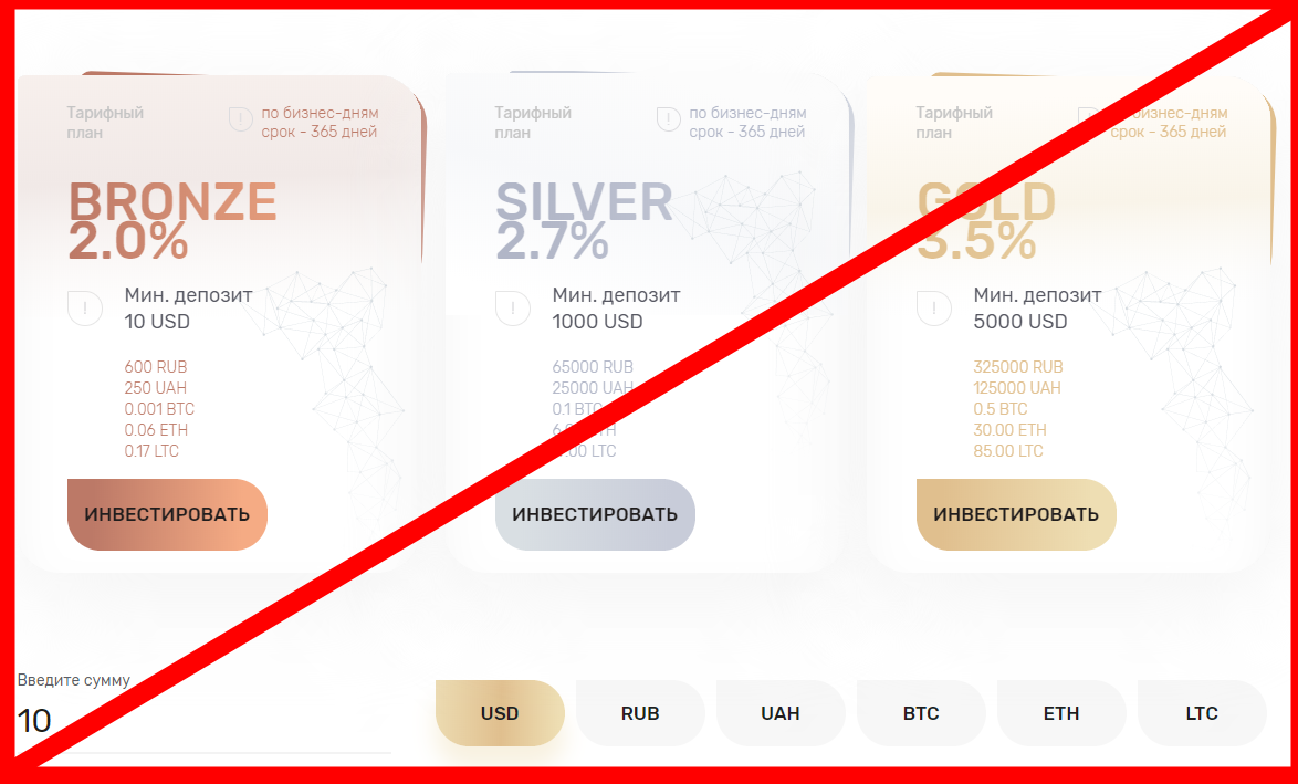 Gold8 io отзывы - платформа успешных инвестиций